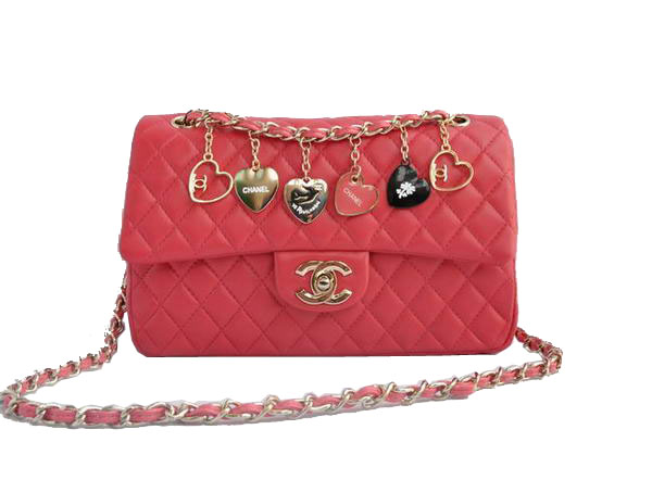 7A Replica Cheap Chanel Classic 2.55 Flap Bag A48129 Red