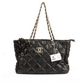 Best Chanel Large Bubble Bag A47365 Black On Sale