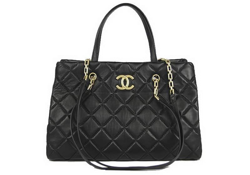 Replica Chanel A50275 Maxi Large Tote Bag Black On Sale