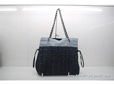 Replica Chanel Denim Large Tote Bag 36072 On Sale