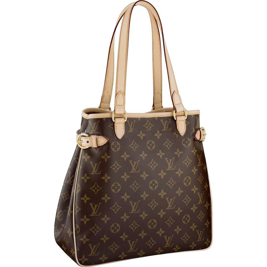 20a9c9f7e1aa Cheap Replica Louis Vuitton Batignolles Vertical Monogram Canvas M51153