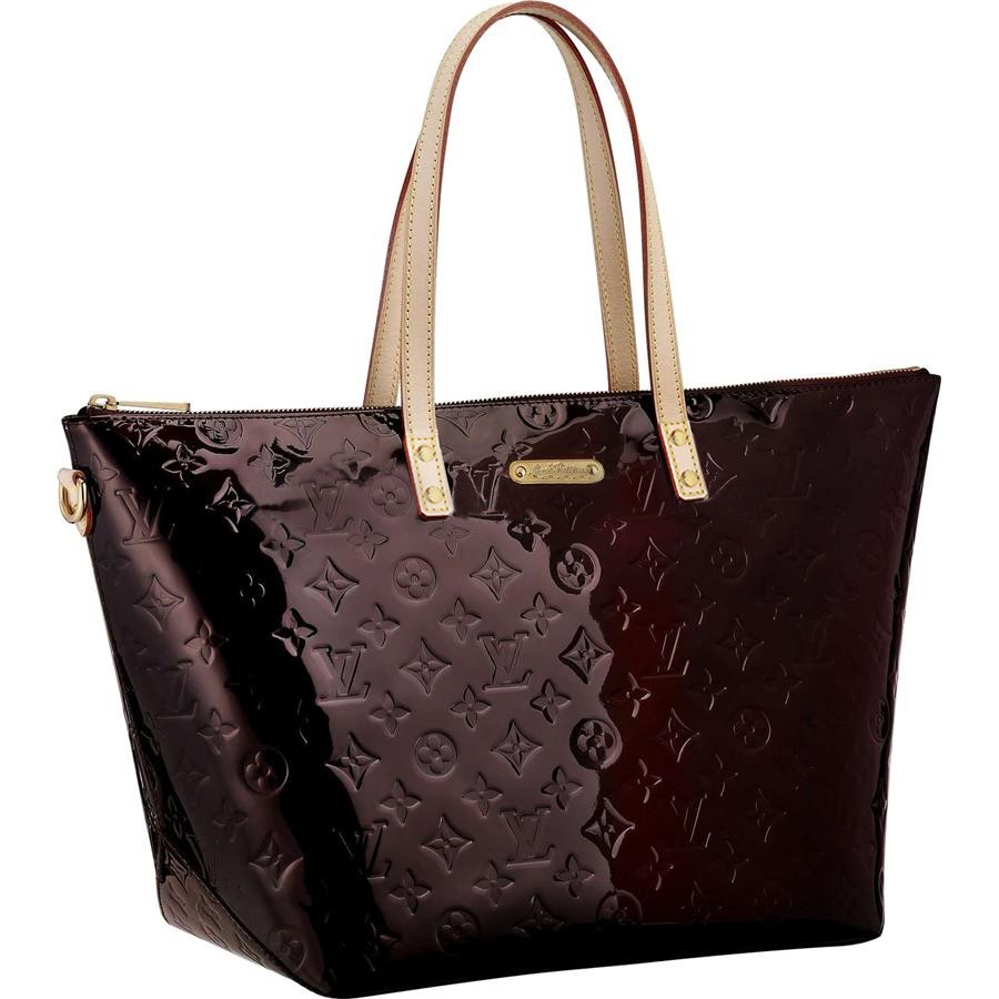 AAA Louis Vuitton Bellevue GM Monogram Vernis M93589 Replica