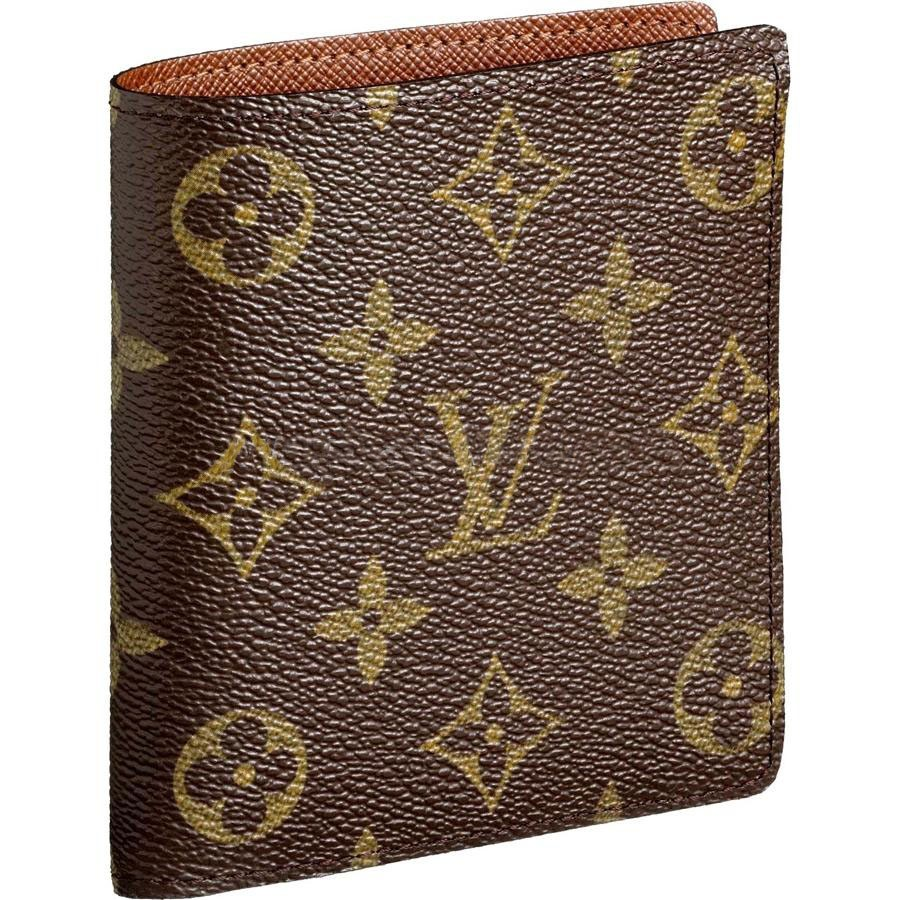 Knockoff Louis Vuitton Billfold With 10 Credit Card Slots Monogram Canvas M60883