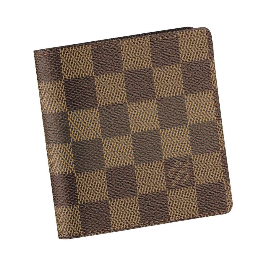 Cheap Louis Vuitton Billfold With 6 Credit Card Slots Damier Ebene Canvas N61666 Replica