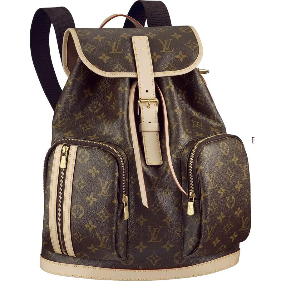 Knockoff Louis Vuitton Bosphore Backpack Monogram Canvas M40107