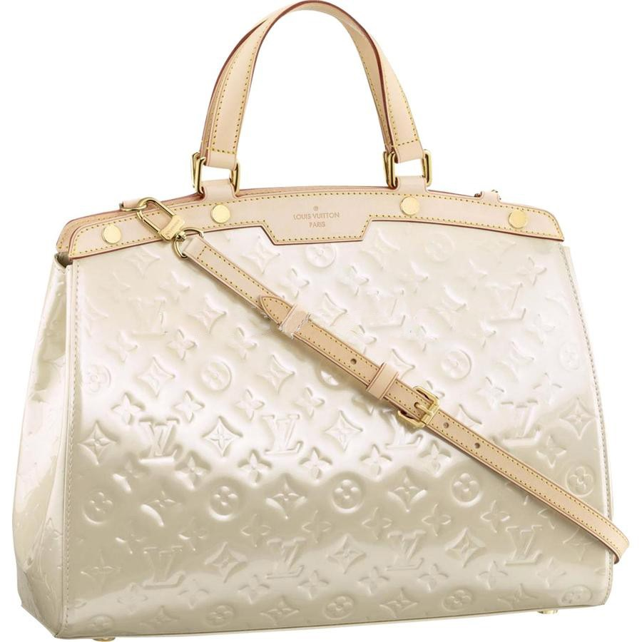 AAA Louis Vuitton Brea GM Monogram Vernis M91454 Replica