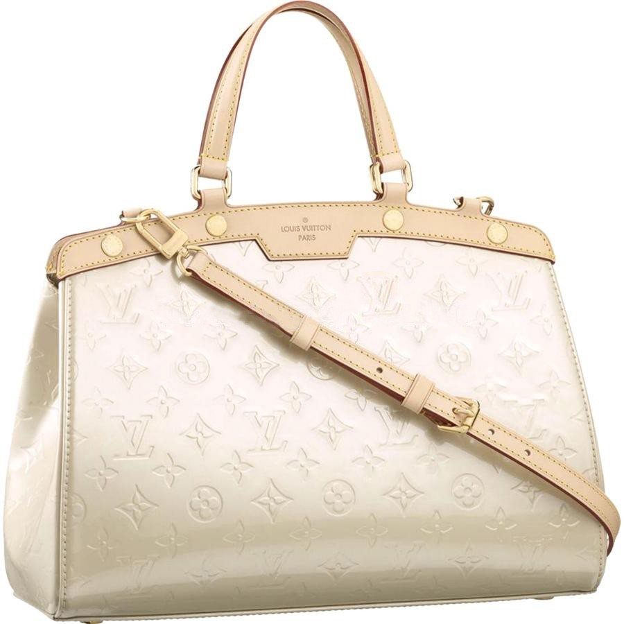 AAA Louis Vuitton Brea MM Monogram Vernis M91456 Replica