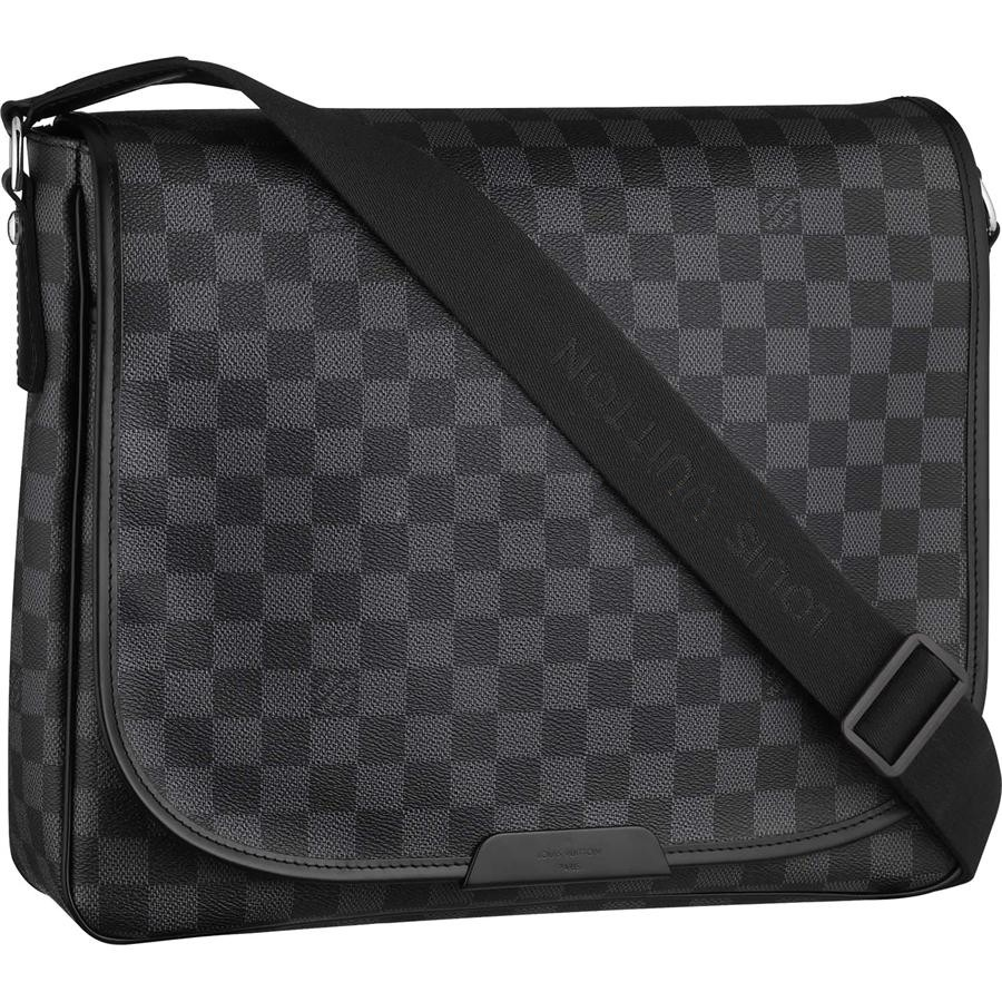 Cheap Louis Vuitton Daniel MM Damier Graphite Canvas N58029