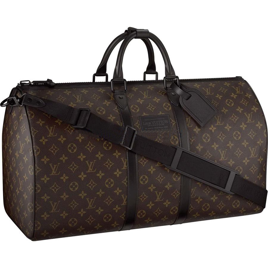 High Quality Replica Louis Vuitton Keepall 55 Monogram Waterproof Canvas M41411 - Click Image to Close