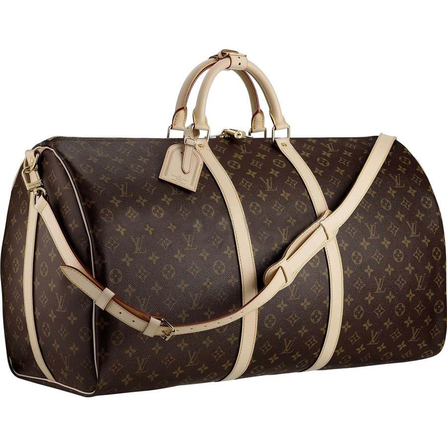 7e94048aba10 Cheap Replica Louis Vuitton Keepall 60 Monogram Canvas M41412