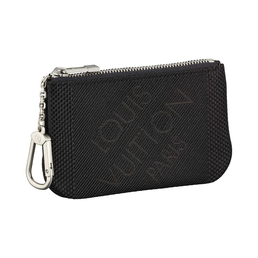 Cheap Louis Vuitton Key Pouch Damier Graphite Canvas M93549