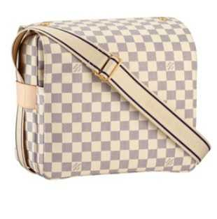 7A Replica Louis Vuitton Damier Azur Canvas Highbury N51189