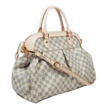 7A Replica Louis Vuitton Damier Azur Canvas Trevi GM N52005