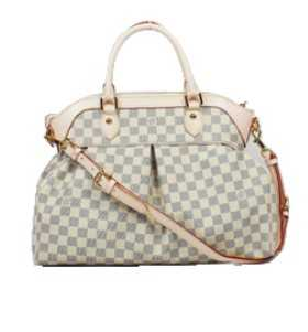 7A Replica Louis Vuitton Damier Azur Canvas Trevi PM N52004