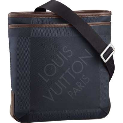 High Quality Fake Louis Vuitton Damier Geant Canvas Flat Pochette N41114