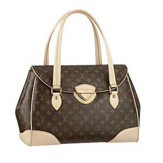 7A Replica louis Vuitton Monogram Canvas Beverly M40119 Online
