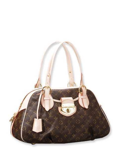 7A Replica louis Vuitton Monogram Canvas Bowling Etoile M41434 Online
