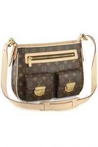 7A Replica louis Vuitton Monogram Canvas Hudson GM M40045 Online