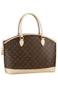 7A Replica louis Vuitton Monogram Canvas Lockit Horizontal M40104 Online