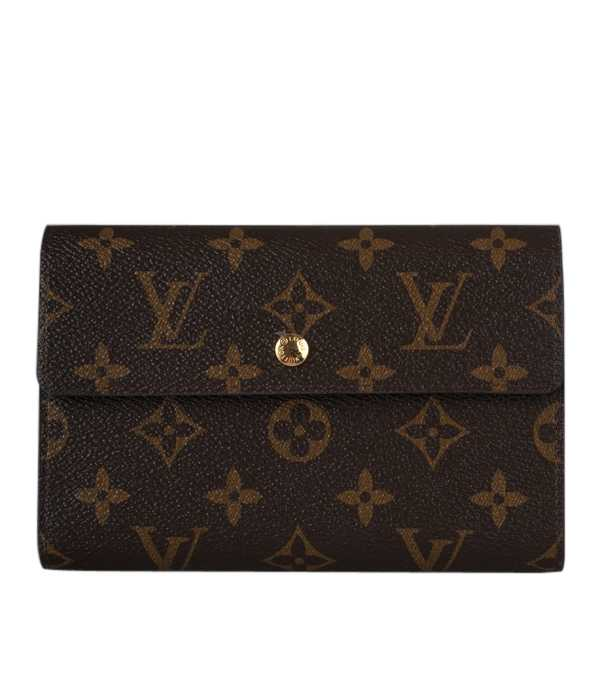 1:1 Copy Louis Vuitton Monogram Canvas Organizer With ID Holder M61202 Replica