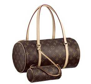 7A Replica Louis Vuitton Monogram Canvas Papillon 30 M51385 Online