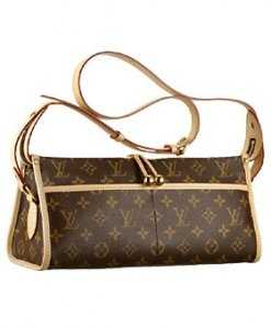 7A Replica Louis Vuitton Monogram Canvas Popincourt Long M40008 Online