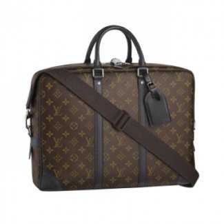 7A Replica Louis Vuitton Monogram Canvas Porte-Documents Voyage GM M40224 Online