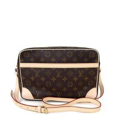 7A Replica Louis Vuitton Monogram Canvas Trocadero 30 M51272 Online