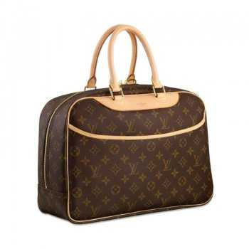 7A Replica Louis Vuitton Monogram Canvas Trouville M42228 Online