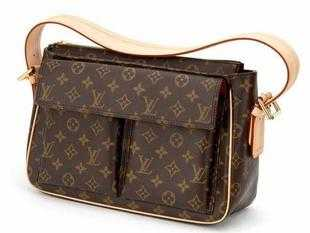 7A Replica Louis Vuitton Monogram Canvas Viva Cite GM M51163 Online
