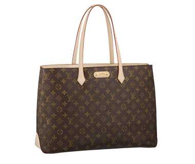 7A Replica Louis Vuitton Monogram Canvas Wilshire GM M45645 Online