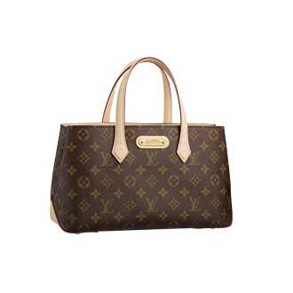 7A Replica Louis Vuitton Monogram Canvas Wilshire PM M45643 Online
