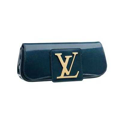 Cheap Replica Louis Vuitton Monogram Vernis Sobe Clutch M93729