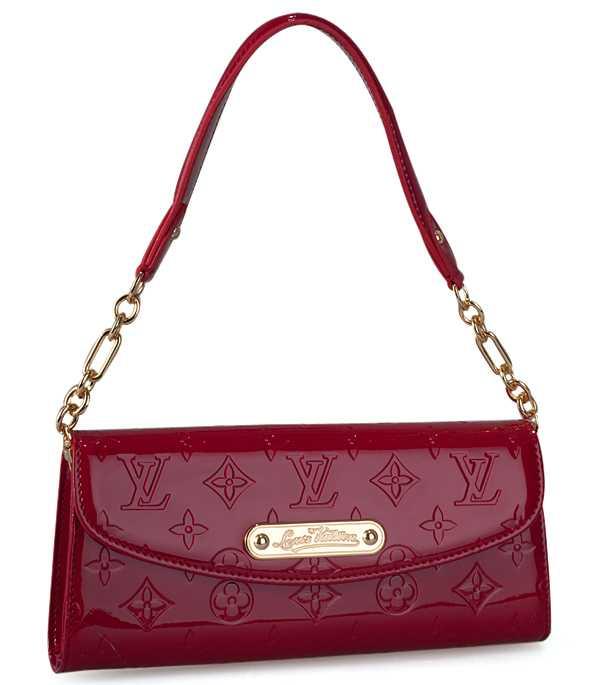 Cheap Replica Louis Vuitton Monogram Vernis Sunset Boulevard M91679