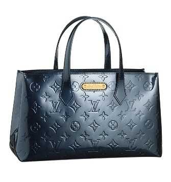 Cheap Replica Louis Vuitton Monogram Vernis Wilshire Boulevard M93684