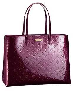 Cheap Replica Louis Vuitton Monogram Vernis Wilshire GM M91664