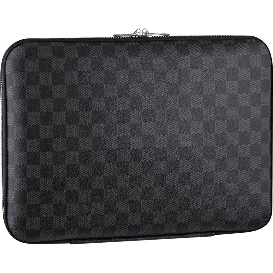 Cheap Louis Vuitton Laptop Sleeve 13 Damier Graphite Canvas N58026