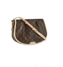 7A Replica Louis Vuitton Monogram Canvas Menilmontant PM M40474 Online