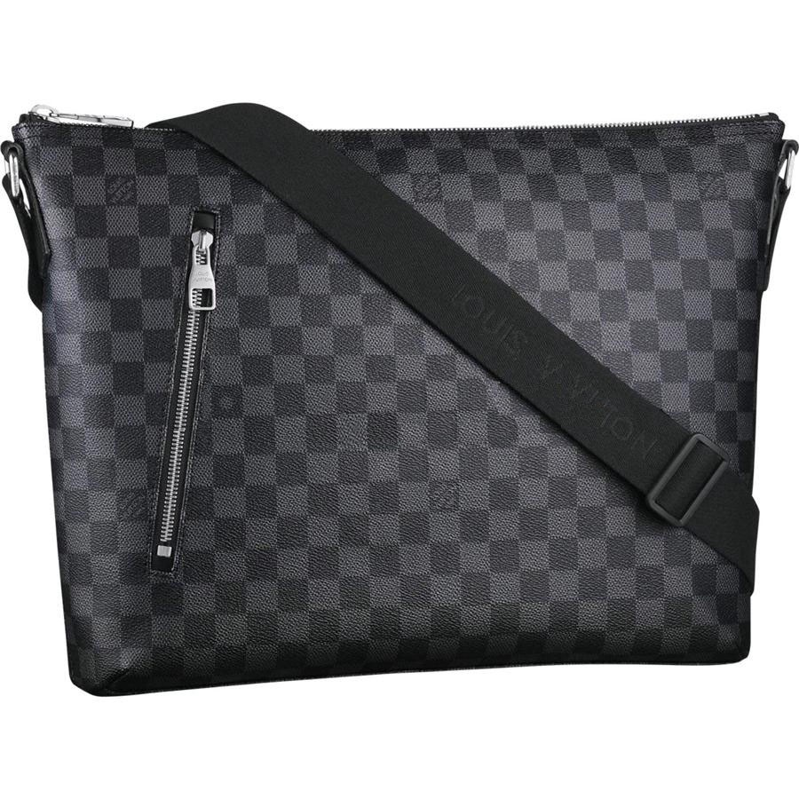 Cheap Louis Vuitton Mick MM Damier Graphite Canvas N41106