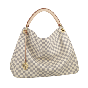 7A Replica Louis Vuitton Damier Azur Canvas Artsy GM N41173