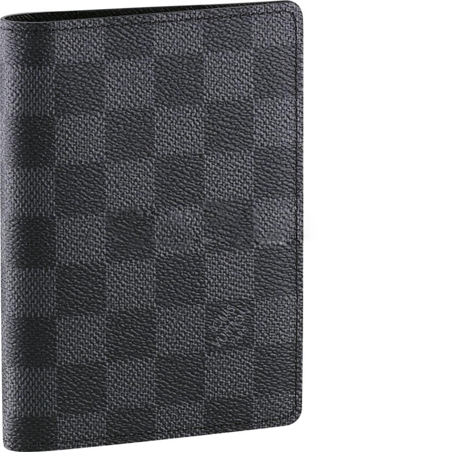 Cheap Louis Vuitton Passport Cover Damier Graphite Canvas N60031