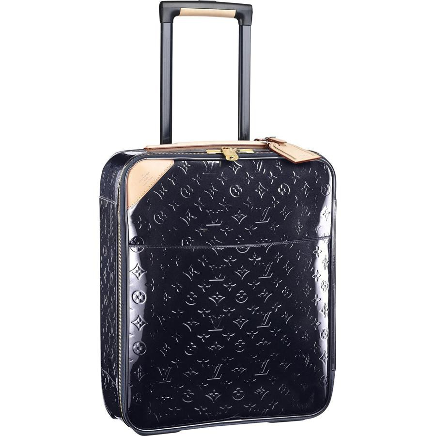 AAA Louis Vuitton Pegase 45 Monogram Vernis M91422 Replica