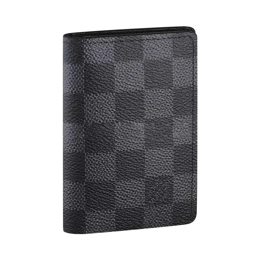 Cheap Louis Vuitton Pocket Organizer Damier Graphite Canvas N63075