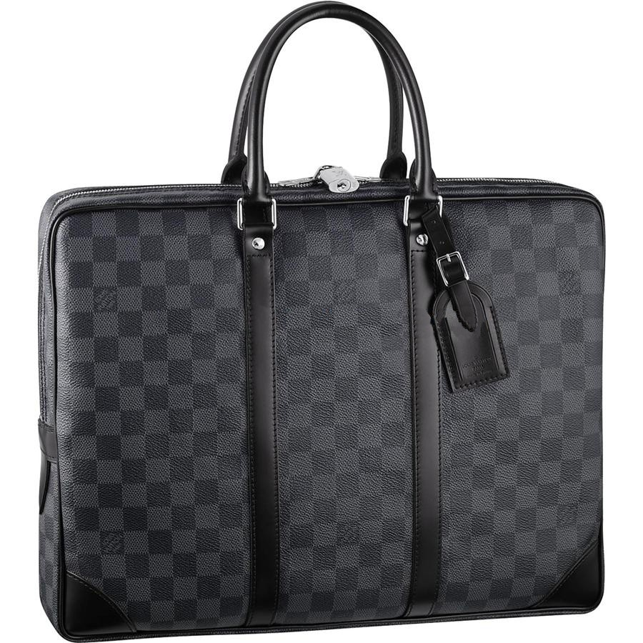 Cheap Louis Vuitton Porte-Documents Voyage Damier Graphite Canvas N41125