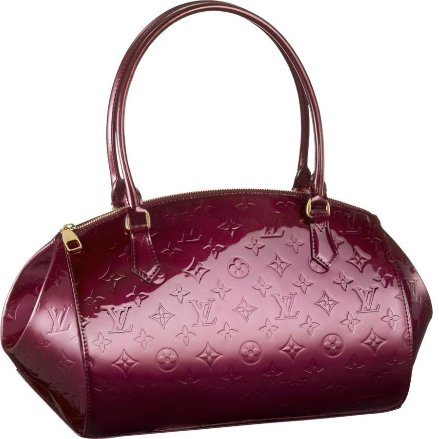 AAA Louis Vuitton Sherwood GM Monogram Vernis M91488 Replica