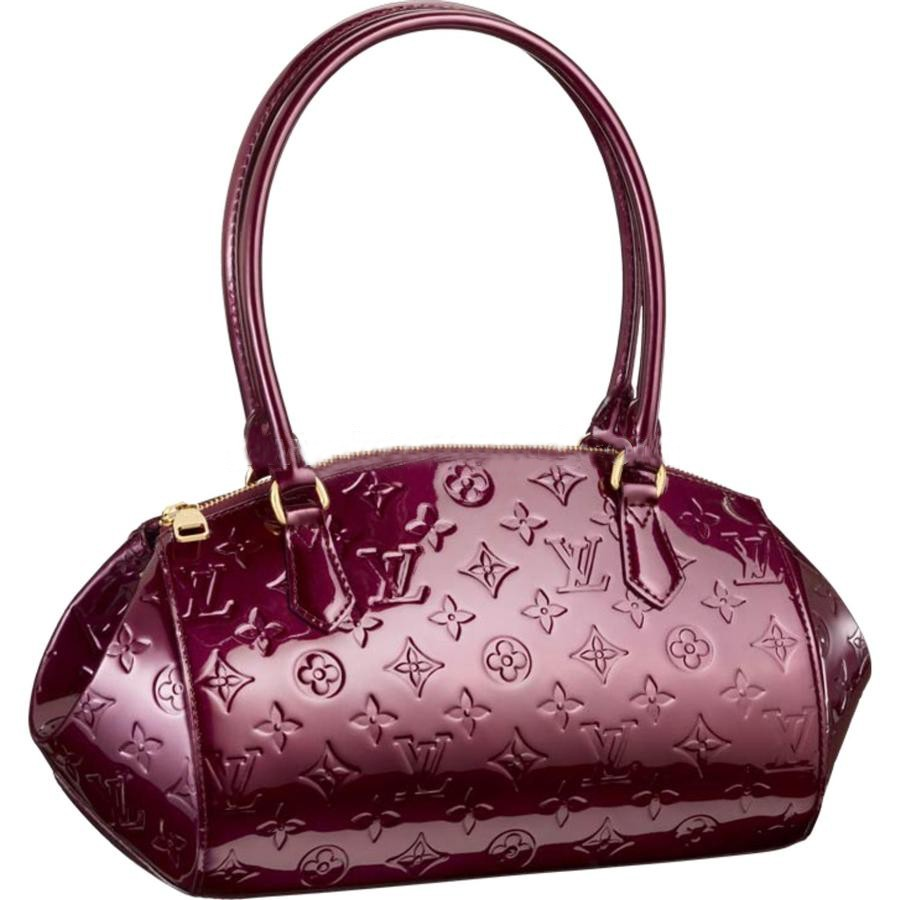 AAA Louis Vuitton Sherwood PM Monogram Vernis M91492 Replica