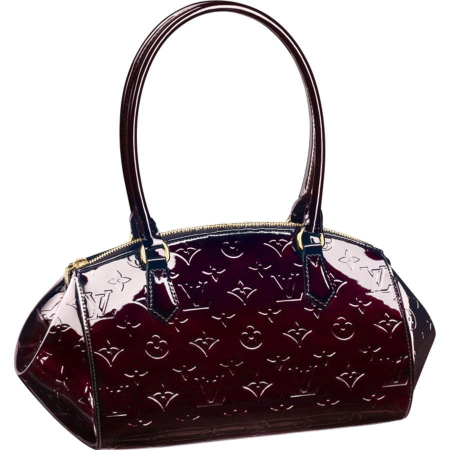 AAA Louis Vuitton Sherwood PM Monogram Vernis M91493 Replica