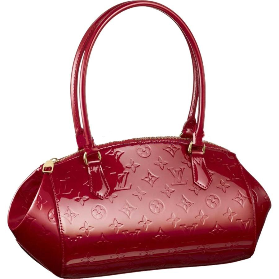 AAA Louis Vuitton Sherwood PM Monogram Vernis M91494 Replica