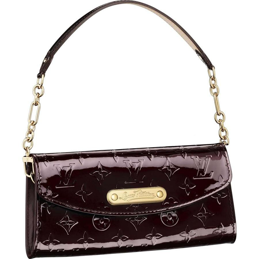 AAA Louis Vuitton Sunset Boulevard Monogram Vernis M93542 Replica