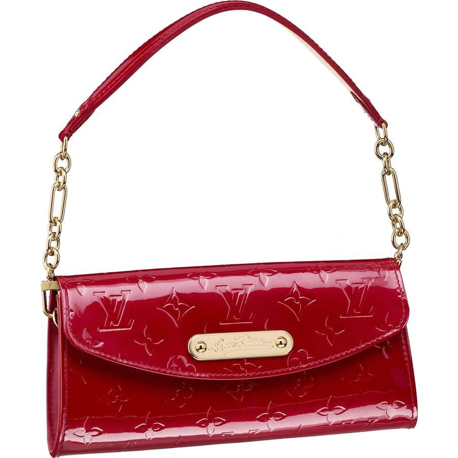 AAA Louis Vuitton Sunset Boulevard Monogram Vernis M93543 Replica